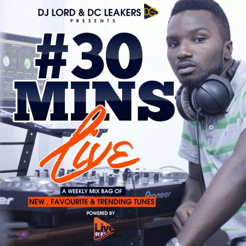 30minsliveofficial 500x500 - DJ Lord – #30MinsLive(Week 4) (Techno x House x Pop)