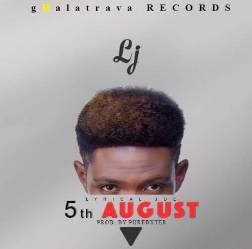 5th august 500x495 - LJ - 5th August (Prod. by Phredxter )