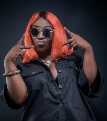 ENO BARONY1 439x500 - I'm the Best Female Rapper in Africa – Eno Barony