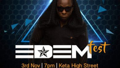 Photo of M.anifest, Yaa Pono, Kaakie, LilWin, Ebony, VVIP, Worlasi, others for #Edemfest in Keta