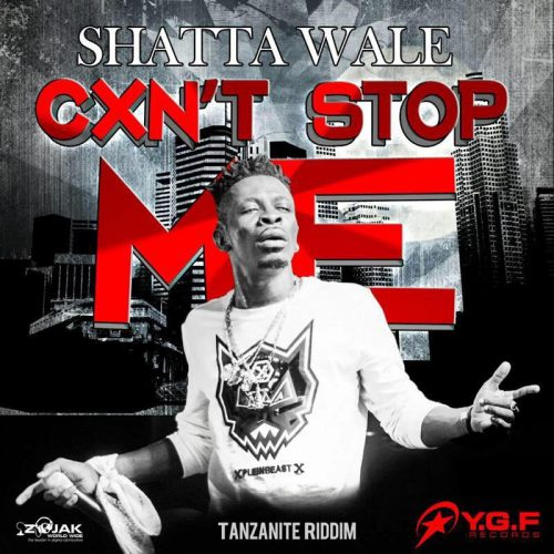 Shatta Wale Caan Stop Me www dcleakers com  mp3 image 500x500 - Shatta Wale - Caan Stop Me