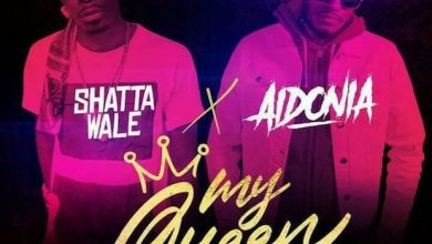 Photo of Shatta Wale ft Aidonia – My Queen