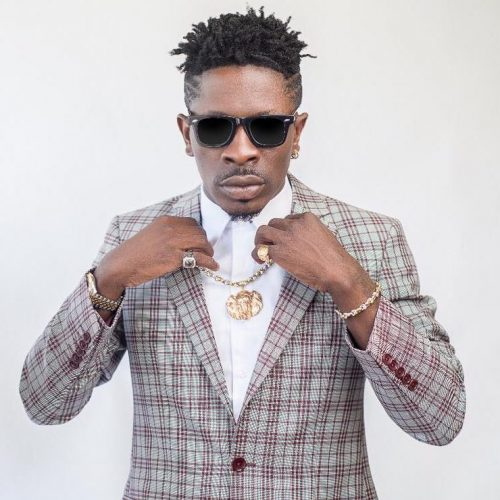 Shatta Wale art 500x500 - Shatta Wale - If Its a Game (Prod. by Cobby)