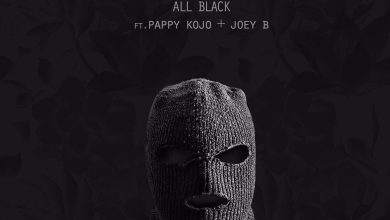 all black 390x220 - E.L. ft Joey B & Pappy Kojo - All Black (Prod. by Drumroll)