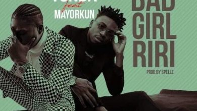 bad gril 390x220 - Yonda ft Mayorkun - Bad Girl Riri (Prod. by Spellz)