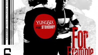 Photo of Yung6ix ft Stonebwoy – For Example(Prod.by E.Kelly)