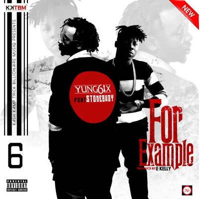 for example - Yung6ix ft Stonebwoy – For Example(Prod.by E.Kelly)