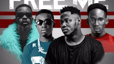 free me 390x220 - Medikal ft Mr Eazi , Criss Waddle & Sarkodie – Free Me (Prod. by Magnom)