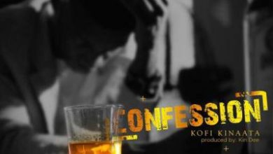 kofikinaata confession 390x220 - Kofi Kinaata - Confession (Sax Version by Mizter Okyere)