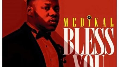 medikal God bless you 390x220 - Medikal - Bless You (Prod. by Unklebeatz)