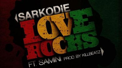 Photo of Sarkodie feat Samini – Love Rocks (Prod. by KillBeatz)