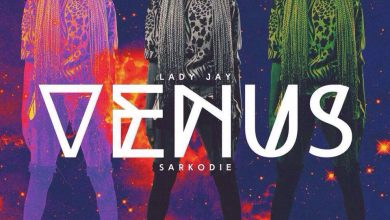 Photo of Lady Jay ft Sarkodie – Venus (Prod. by Kuvie)