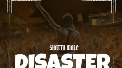 Shatta Wale disaster 390x220 - Shatta Wale - Disaster (Letter To Wizkid) (Prod. by WillisBeatz)