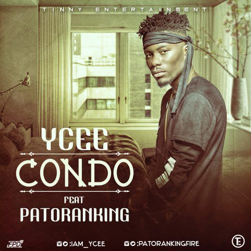 YCEE Condo ft Patoranking www dcleakers com mp3 image 500x500 - Ycee ft Patoranking - Condo