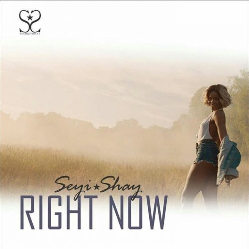 right now 500x500 - Seyi Shay - Right Now