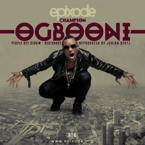 Epixode Ogbooni  500x500 - Epixode - Ogbooni (Peopel Dey Cover) (Reproduced by Jusino)