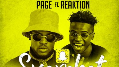 Photo of Page feat. Reaktion – Snapchat (Mixed by Josh)