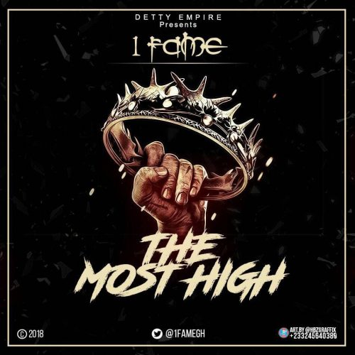 1Fame The Most High 500x500 - 1Fame - The Most High (Mixed by Walid)