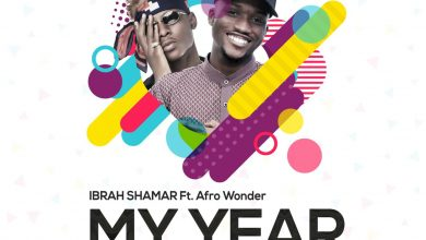 Photo of Ibrah Shamar ft Afro Wonder – My Year (Prod. by Vacs)