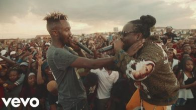 Photo of Kwesta ft. Wale – Spirit (Official Video)