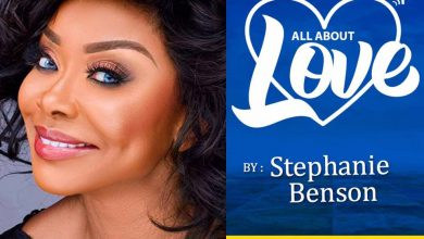 Photo of Stephanie Benson – All About Love (Prod. By Martinokeys)