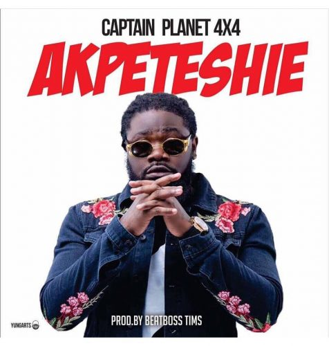 Captain Planet akpeteshie 476x500 - Captain Planet (4X4) - Akpeteshie (Prod By BeatBoss Tims)