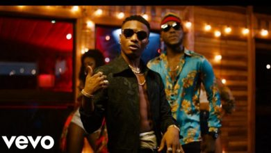 weezy and spinall 390x220 - DJ Spinall & Wizkid - Nowo (Official Video)