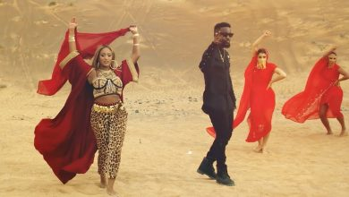 Cuppy sark video 390x220 - Cuppy feat. Sarkodie - Vybe (Official Video)