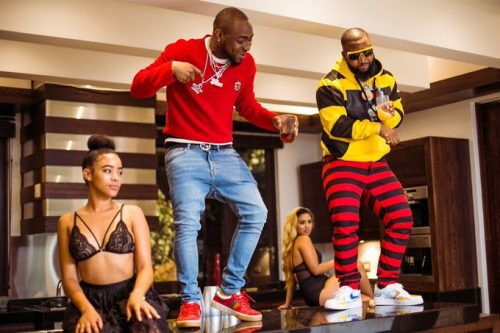 check on you 500x333 - Cassper Nyovest Feat. Davido - Check On You (Prod. by Fresh)