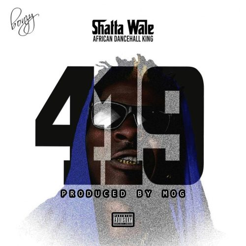419 Artwork 500x500 - Shatta Wale - 419 (Code)(Prod. by M.O.G Beatz)