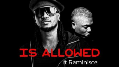 is allowed 390x220 - Rudeboy feat. Reminisce - Is Allowed