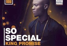 King Promise So Special 220x150 - King Promise - So Special (Prod. by Jayso)