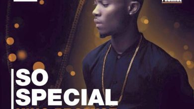 Photo of King Promise – So Special (Prod. by Jayso)