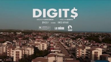 maxresdefault 7 390x220 - Spacely ft Kwesi Arthur - Digits (Remix)(Official Video)
