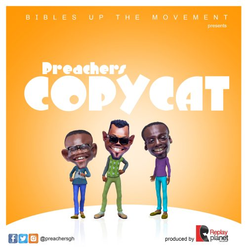 copycat cover 500x500 - Preachers - Copycat (Prod. by Replay Planet)