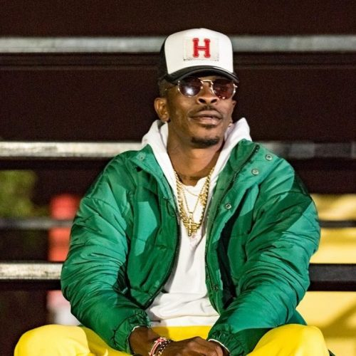 Shatta Wale sleeping sick 500x500 - I have stopped insulting people with my Videos - Shatta Wale