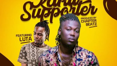 Photo of Wisa Greid feat. Luta – Kakii Supporter (Prod. By Chapter Beatz)