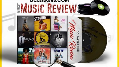 Weekly Music Review 390x220 - WEEKLY MUSIC REVIEW: Keche, Samini, D Cryme, Joey B & Medikal delivers Gold...