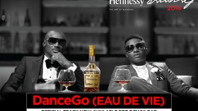 Dance Go Wizkid 2face 390x220 - 2face ft Wizkid - Dance Go