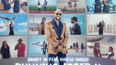 New Banky 390x220 - Banky W ft. Nonso Amadi - Running After U (Official Video)