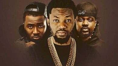 Photo of Omar Sterling , Sarkodie & Ice Prince – Swag (Prod. by Killmatic)