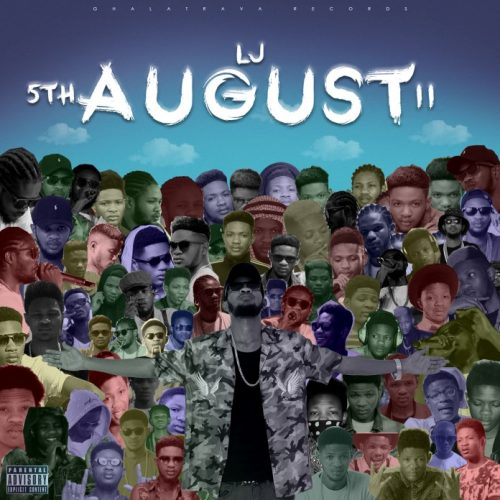 lj 5th August 500x500 - LJ – 5th August 2 (Prod. By Phredxter)