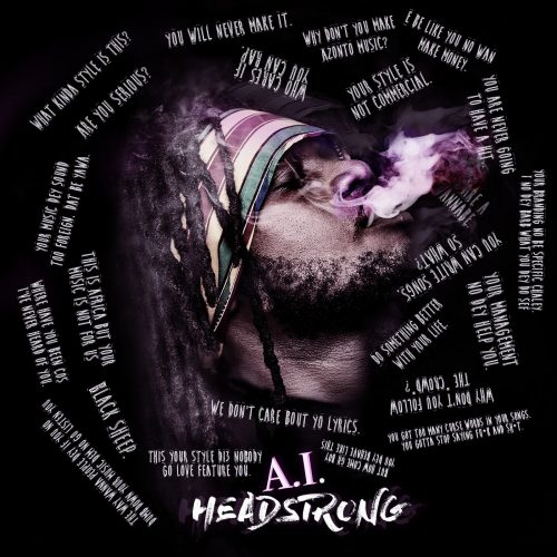 Headstrong EP 500x500 - A.I. - Headstrong (EP)