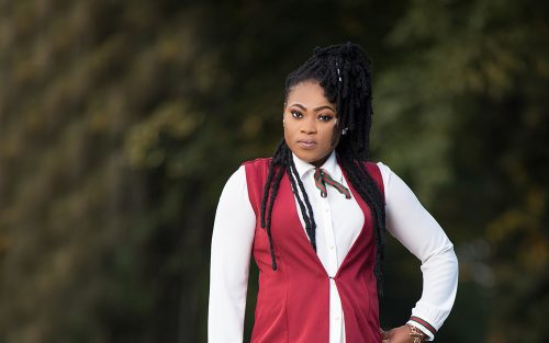 Joyce Blessings image 500x313 - Joyce Blessing Wins Artiste of the Year at 2018 BAMA Awards