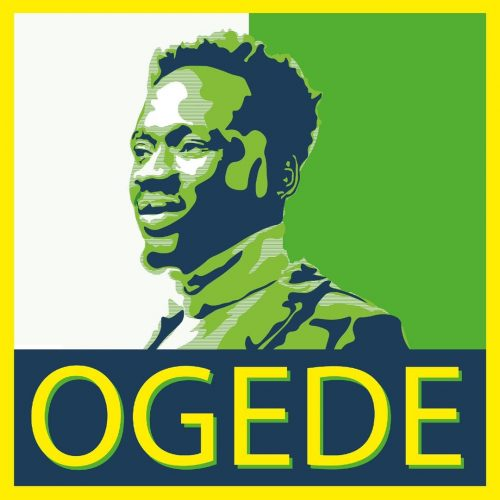 Ogede 1 500x500 - Mr. Eazi - Keys to the City (Ogede)(Prod. by Sarz)
