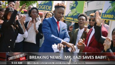 Photo of Mr Eazi – Keys To The City (Ogede) (Official Campaign Video)