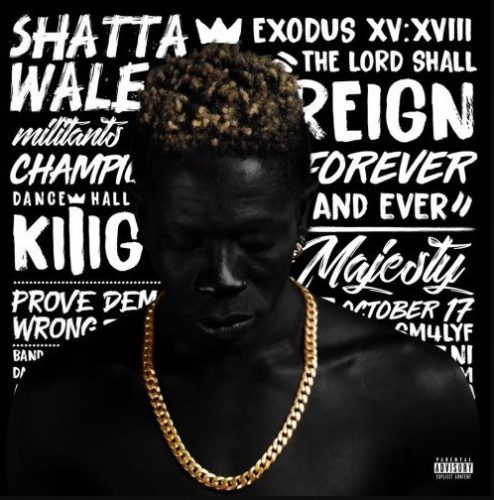 reign cover 494x500 - Shatta Wale - Mind Is Made Up