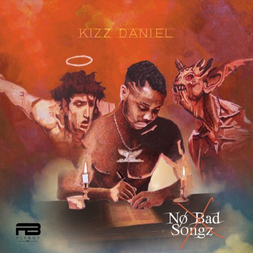Kizz Daniel NBS 500x500 - Kizz Daniel - No Bad Songz (Full Album)