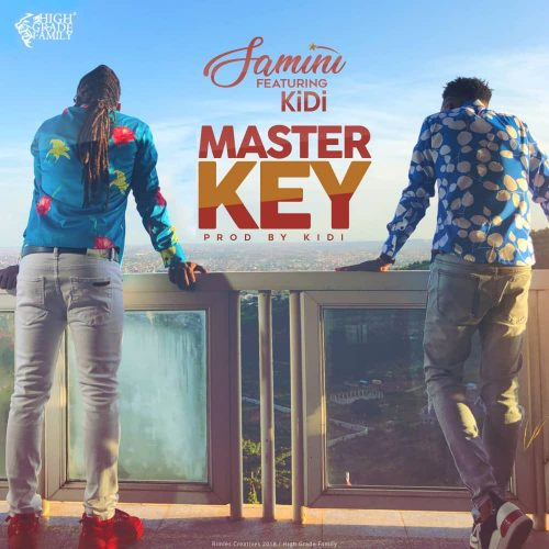 Samini ft KiDi Cover Art 500x500 - Samini ft KiDi - Master Key (Prod. by KiDi)