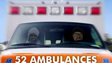 knii Lante 52 AMBULANCES 390x220 - Knii Lante's 52 Ambulances Song causing Unease in Higher and Political Circles
